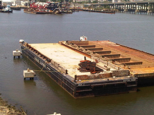Barges | Sterling Equipment, Inc