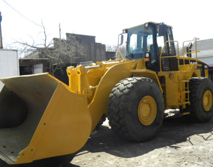 Excavators / Loaders   Sterling Equipment, Inc